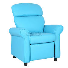 Toddler Armchair Leather Toddler Chair Kids Comfy Pvc Leather Look Tub Chair