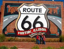 deco route 66 route 66 museum in pontiac illinois while ben is still into