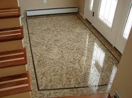 Granite Tiles Flooring Marble Flooring Pros And Cons Home Design Black And White Kitchen
