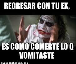 Meme Ex - la ex memes costa rica