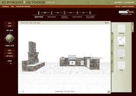 Online Interior Design Tool Design Outdoor Kitchen Online Outdoor Design Tool From Eldorado