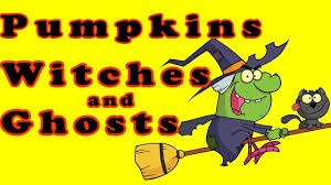 Kids Halloween Poem Halloween Song Halloween Songs For Children Kids Halloween