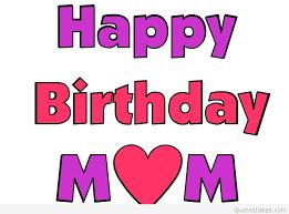 happy birthday mom cake clipart clipartxtras