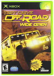 microsoft motocross madness test drive off road wide open game x box amazon co uk pc