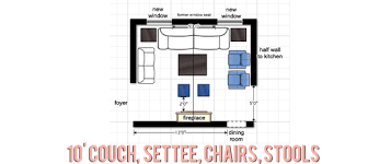 floor plan couch compromises comparisons and floor plans