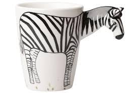 3d hand painted animal design mug tea coffee ceramic cup ebay