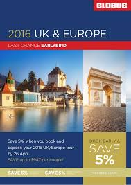 2016 uk and europe cheap tour packages avalon waterways