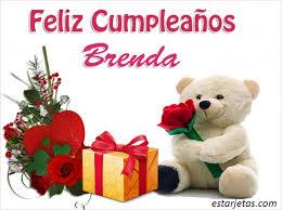 imagenes de cumpleaños para brenda feliz cumpleaños brenda 9 imágenes de estarjetas com