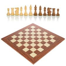 Chess Set New Italfama Wooden Chess Set Ebay