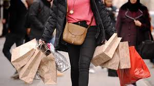 christmas shopping bags early christmas shopping helps high to best september in