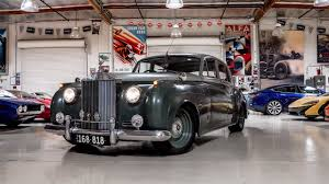 modified rolls royce icon u0027s 1958 rolls royce silver cloud derelict u2013 engine swap depot