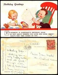 123 best mabel lucie attwell birthday card images on pinterest
