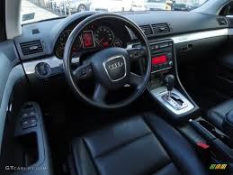 2007 Audi Avant Ebony Interior 2007 Audi A4 2 0t Quattro Sedan Photo 39414345