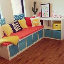 Expedit Bench Mommy Vignettes Ikea No Sew Window Bench Tutorial This Is How To