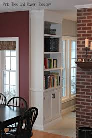 Cabinet And Bookshelf Ana White Built In Cabinet And Bookshelf Diy Projects
