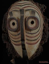owl mask owl mask luba democratic republic of the congo africain
