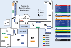 map of cleveland clinic lerner research institute for cleveland clinic map