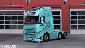 volvo class 8 trucks volvo fh 2013 ohaha v20 26s mod for ets 2