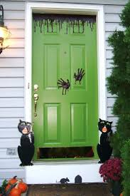 Halloween Decorating Doors Ideas 96 Best Halloween Decorations Images On Pinterest Happy