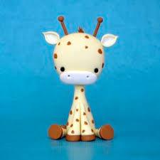 fondant giraffe baby shower cake topper love cake create cake