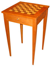 Outdoor Checker Table Made From Custom Checker Custommade