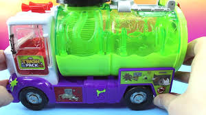 trash pack sewer combo sewer truck trashies