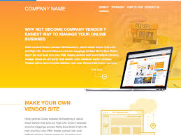 single landing page template sketch freebie download free