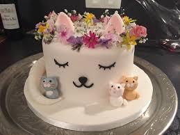 Cat Cake Lindas Invitaciones Pinterest Cat Cake And Birthdays Cat