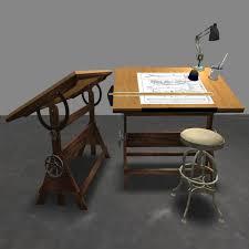 Adjustable Drafting Tables Adjustable Office Stool Drafting Table With Shelves Drafting Chair