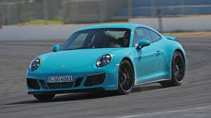 Porsche 911 1st Generation - 2017 porsche 911 carrera gts first drive falling for the middle child