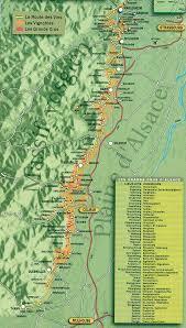 chambre d hote route des vins alsace les villages et grands crus traversées par la route des vins d