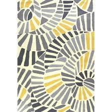 Yellow And Grey Outdoor Rug Yellow Gray Rug Distressed Traditional Yellow And Gray Rug Yellow