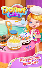 sweet donut cake maker android apps on google play