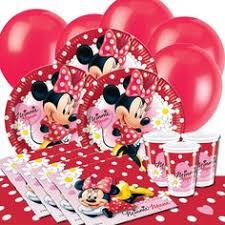 minnie mouse party supplies decoración de fiestas infantiles de minnie entre padres