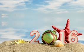 Beach Style by Creative Sand New Year Decoration 2016 In Beach Style Part Of