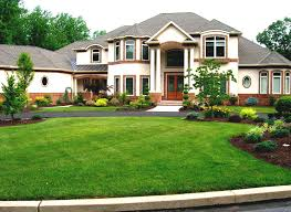 outstanding simple front yard landscaping ideas on a budget for