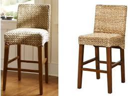 Pottery Barn Bar Stools Simple Pottery Barn Bar Stool Bring A Relaxed Coastal Feel To Your