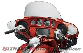 2014 harley street glide electra glide color matched inner fairing