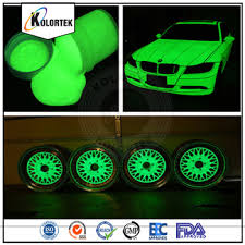 glow in the spray paint phosphorescent spray paint powder coating luminous pigment