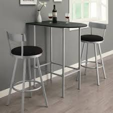 small pub table with stools pub tables bistro sets you ll love wayfair