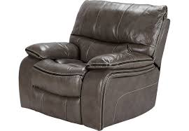 cindy crawford recliner sofa cindy crawford home gianna gray leather power recliner recliners