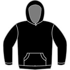 hoodie vector graphics download at vectorportal