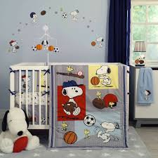 Crib Bedding Sets Walmart Bedtime Originals Snoopy Sports 3 Crib Bedding Set