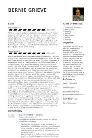 Construction Superintendent Resume Templates Resume Sample Construction Superindendent Page 1 165