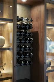 Wine Rack For Kitchen Cabinet Kitchen 3 Built In Wine Rack Kitchen Cabinet Designs Ideas