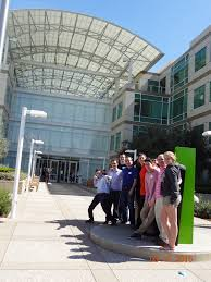 apple headquarters tour silicon valley a week in palo alto california what a day