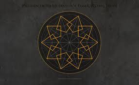 drawing islamic geometric star patterns designbygeometry