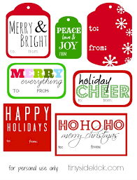 free christmas tags print u2013 festival collections