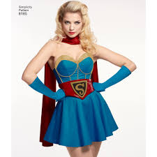 simplicity halloween costume patterns simplicity launches dc bombshells patterns for cosplayers geek