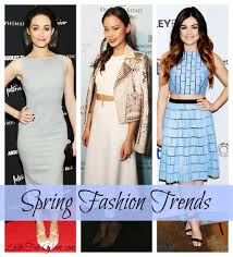 lush fab blogazine celebrity style spring fashion trends
